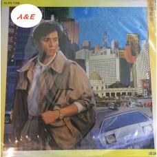 Alan Tam 譚詠麟 忘情都市 黑膠 LP Vinyl 舊版
