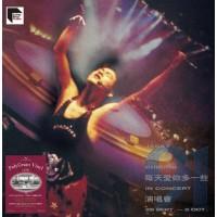 Jacky Cheung 張學友 每天愛你多一些演唱會 黑膠 ARS 2-LP