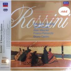 Accardo Rossini 6 Sonate A Quattro 2-LP LP43030