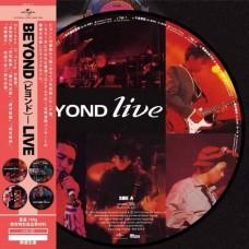 Beyond Live 1991 圖案膠 2-LP