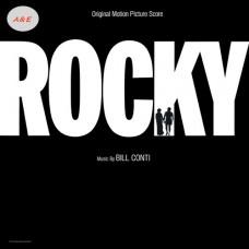 Bill Conti Rocky Soundtrack LP