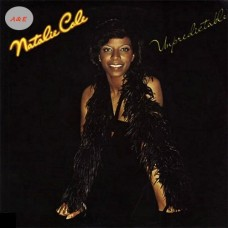 Natalie Cole Unpredictable LP