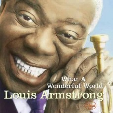 Louis Armstrong What A Wonderful World UHQ CD Japan Edition