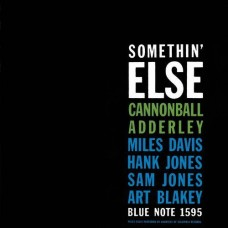 Cannonball Adderley Somethin' Else UHQ CD Japan Edition
