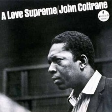 John Coltrane A Love Supreme UHQ CD Japan Edition