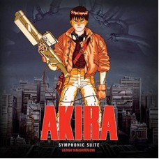 Akira Symphonic Suite 30th Anniversary Edition CD