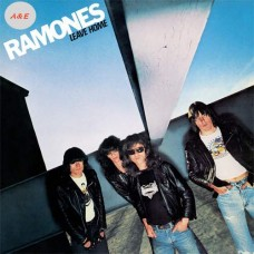 The Ramones Leave Home 40th Anniversary Deluxe Edition LP+3CD