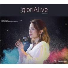 Gloria 歌莉雅 GloriAlive 2-CD