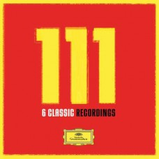 111 Years of Deutsche Grammophon 6 Classic Recordings 6-LP set
