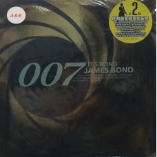007 It's Bond James Bond Soundtrack LP