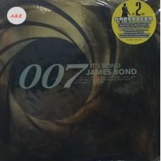 007 It's Bond James Bond Soundtrack LP