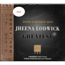 Jheena Lodwick Greatest Master Direct Cut CD