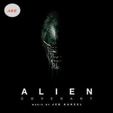 Alien Covenant Soundtrack 2-LP