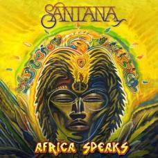 Santana Africa Speaks 2LP