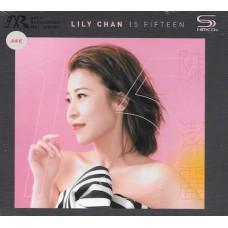 Lily Chan 陳潔麗 15 Fifteen SHM CD