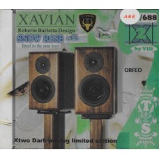 Xavian Snow Rose Xtwo Dark Analog Limited Edition CD
