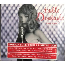 Arielle Dombasle Amor Amor 2-CD Collector Edition