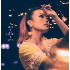 Joey Yung 容祖兒 My Secret Live 圖案膠 3-LP