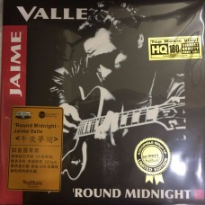 Jaime Valle Round Midnight LP Vinyl