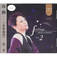 Jheena Lodwick Vol.2 Feelings CD