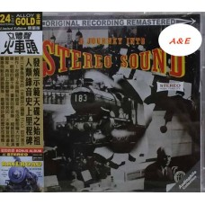 A Journey Into Stereo Sound Alloy Gold CD
