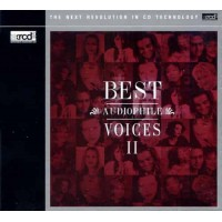Best Audiophile Voices II XRCD