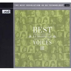 Best Audiophile Voices III XRCD