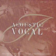 Acoustic Vocal CD
