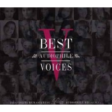 Best Audiophile Voices V CD