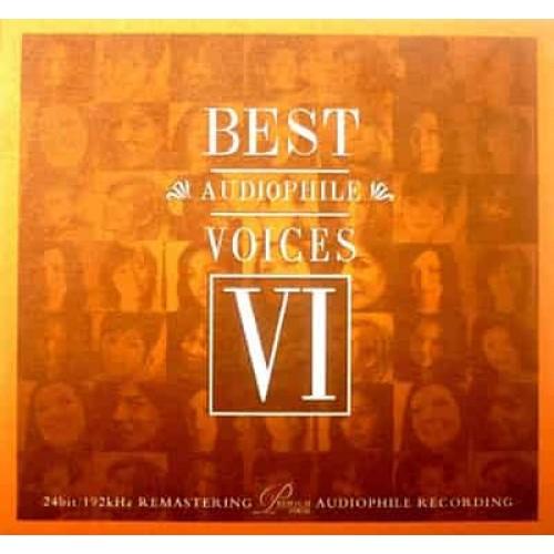 Best Audiophile Voices Vi Cd