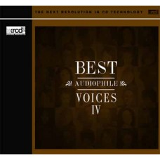 Best Audiophile Voices IV XRCD