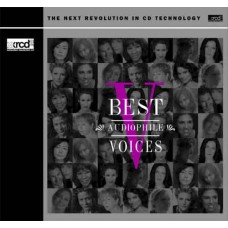 Best Audiophile Voices V XRCD