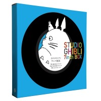 宮崎駿 Studio Ghibli 7inch Vinyl Box