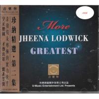 More Jheena Lodwick Greatest CD