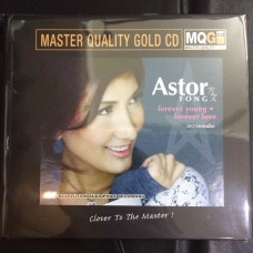 Astor Fong Forever Young Forever Love MQG Master Quality Gold CD 方文