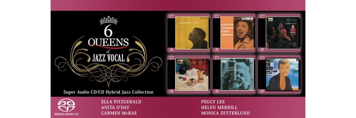 6 queen Jazz