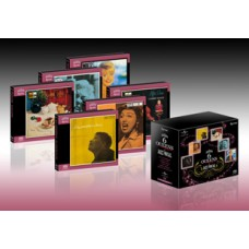 Esoteric 6 Queen of Jazz Vocal 6-SACD boxset Japan